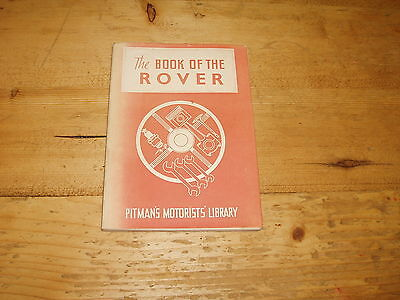 Pitman's Book of the Rover