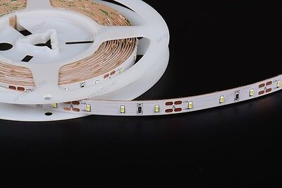 SMD3014 5m 30w 300 LED STRIP STRISCIA BIANCO NEUTRO NATURALE 4500k 6w/m C1C1