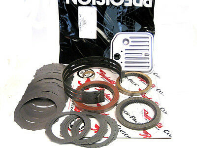 48RE 618 TRANSMISSION MASTER OVERHAUL REBUILD KIT w STAGE ONE FRICTIONS 2003-UP