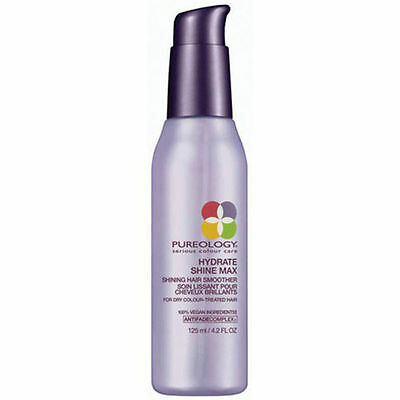 PUREOLOGY HYDRATE SHINE MAX SHINING HAIR SMOOTHER 125ml