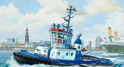 Revell Harbour Tug Boat Fairplay I, III, X Hafenschlepper Revell 05213
