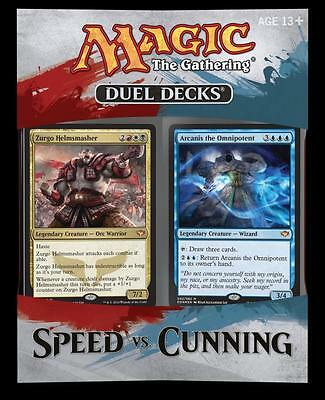 Wizards of the Coast Magic Speed vs Cunning Duel Decks (EN)