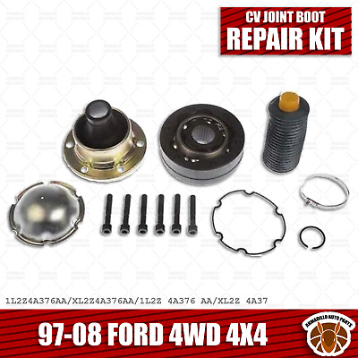 Ford Explorer/Ranger Front Drive Shaft CV Joint Kit Replacement