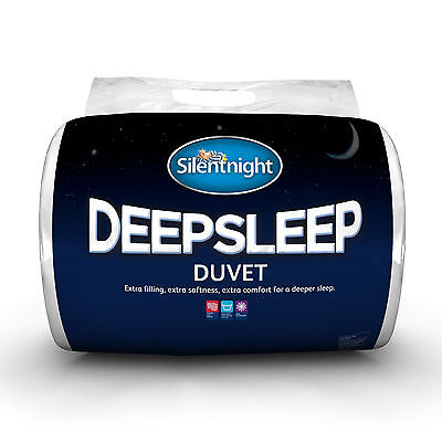 Silentnight Deep Sleep Duvet - 7.5 Tog - King