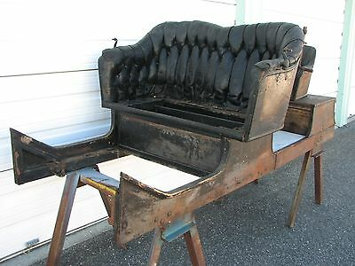 Superb 1912 Model T Ford Mother In Law Seat Roadster Body Brass Era Pre 16 1911