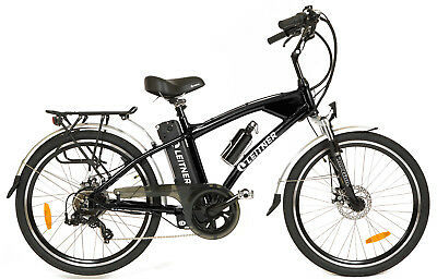 NEW Leitner Electric Bicycle Ebike City Bike 250W 36V 10Ah Lithium 2yrs Wrnty