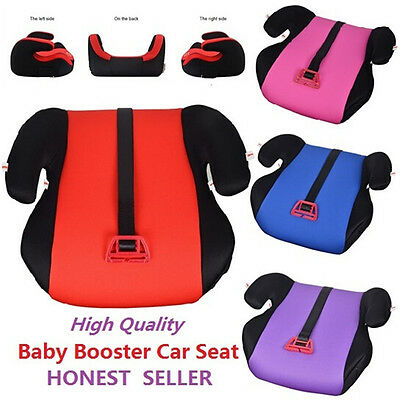 Safe Baby Sturdy Child Kid Children Car Booster Seat 3 To 12 Years old 15-36kg