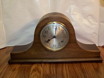 New Haven 8 Day Mantle Clock