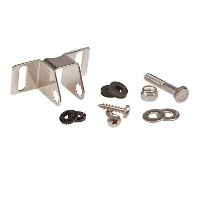 Lowrance HS-WS-SS Stainless Transom Mount Bracket for 192/83/200kHz Transducers