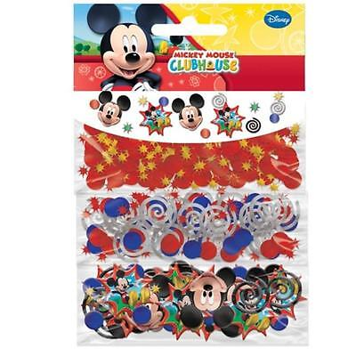 Disney Mickey Mouse Clubhouse Confetti Birthday Party Supplies Decorations