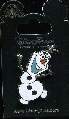 Frozen Snowman Olaf Disney Pin 100844