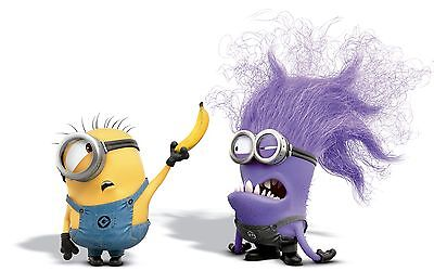 despicable me minions  VINYL WALL STICKER WALL DECALS