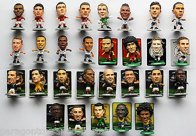 WORLD CUP 2014 HOME KIT SOCCERSTARZ - Choice of 29 different loose figures
