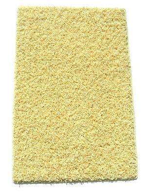 Soft Yellow Custom Carpet Area Rug