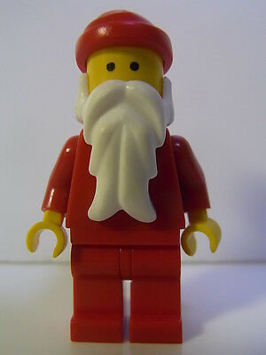 Lego Classic Town Santa Minifig Holiday 137 Free Worldwide Airmail Shipping c