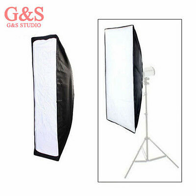 Photo Studio Softbox 30x120cm with Bowens Mount for Strobe