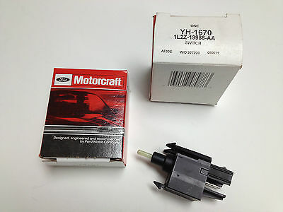 Motorcraft YH1670 HVAC Heater Control Switch