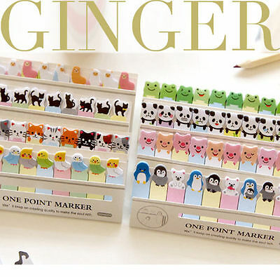 Mini 150 Pages Cute Cartoon Sticker Post It Bookmark Index Sticky Notes (AB36)