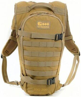 Geigerrig 700 Tactical - Coyote Hydration Pack