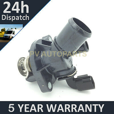 For Ford Mondeo 1.8 2.0 2000-2006 Thermostat & Plastic Housing