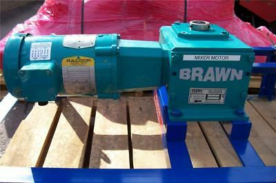 Brawn BWG-12 Commercial Mixer 60:1 Ratio 1/2 HP