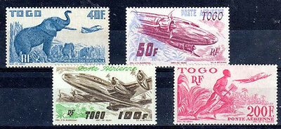 Togo Lot 3 Timbres Neufs *