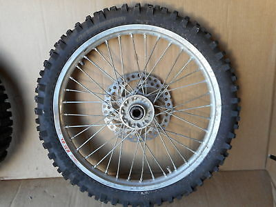 "Wheel 21"" Front Rim for Husaberg FE450 FE 450 550 650 2004 No Tyre or disc."