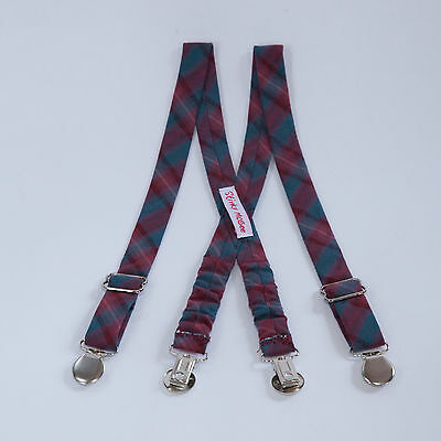 Stinky McGee: Suspenders for Boys