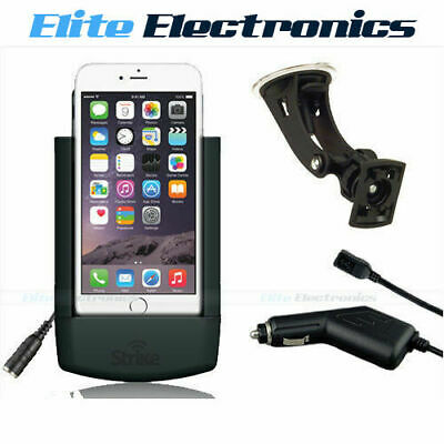 64671aac005b Strike Alpha Apple Iphone 6 Plus Diy Cradle Windscreen Mount Car Holder Dock  Kit