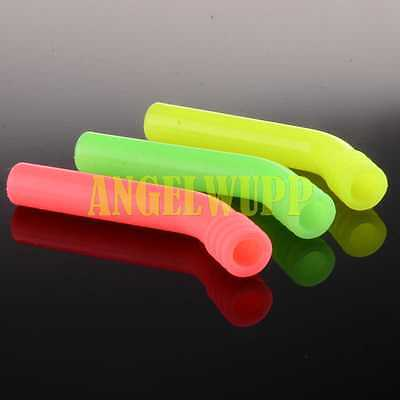 Exhaust Tuned Pipe Joint Tubing (Silicone) Extension For RC HSP 1/8 Nitro Car 3P