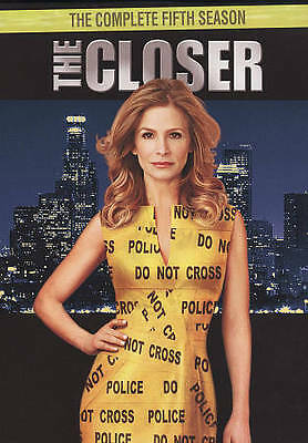 The Closer: The Complete Fifth Season New SEALED ORIGINAL