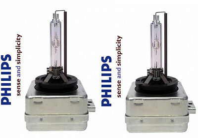 2X Bombillas Lamparas Xenon Philips D1S Original