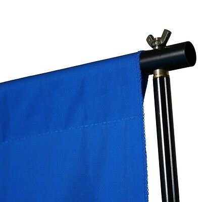 10x20ft Photograph Video Studio Chromakey Blue Screen Muslin Backdrop Background