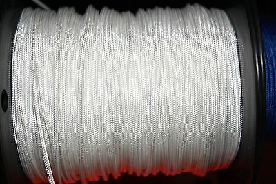 5' BCY White D Loop Material Bow String Bowstring Archery