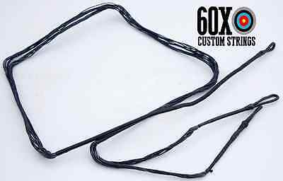 60X Custom Strings Black 8125G Split Buss Cable Choice of Length