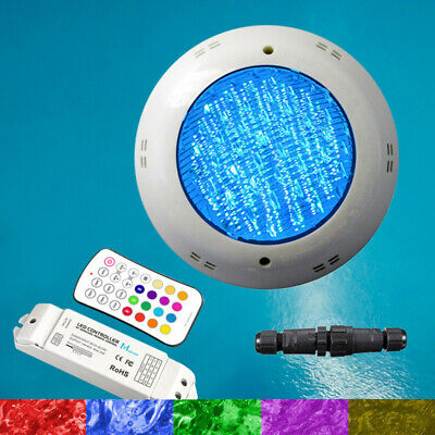 Swimming Pool Spa LED Light RGB + Controller - Bright Multi Colour Retro Fit