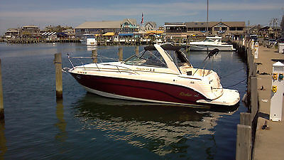 2005 Rinker 300 with 125 hrs and Generator