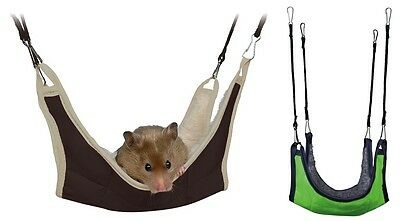 Hamster Hammock for Hamsters Gerbils Mice & Small Rodents