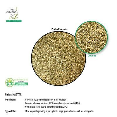 EnduraMAX™ TE controlled slow release high-analysis granular plant fertiliser.