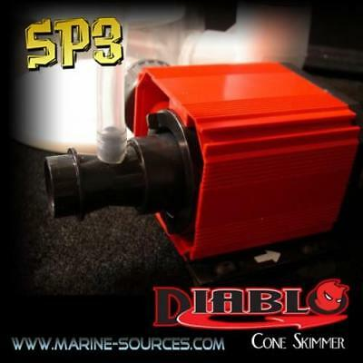 Marine Sources Protein Skimmer Pump Immersible / Submersible Aquarium Tank SP3