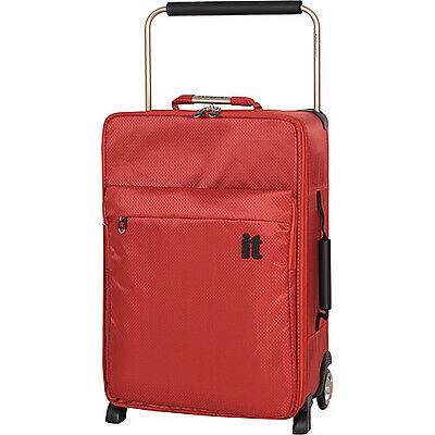 IT Luggage World's Lightest IT-0-1 Second Generation Small Rolling Luggage NEW