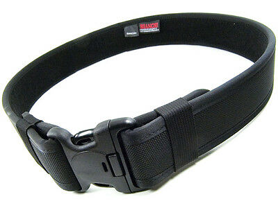 Bianchi AccuMold Law Enforcement Nylon Duty Belt 28-34""