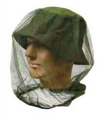 Mosquito Mosi Insect Bug Mesh Head Net Face Protector Travel Camping