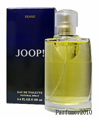 Joop Femme 100ml EDT Eau de Toilette Spray Neu&Originalverpackt