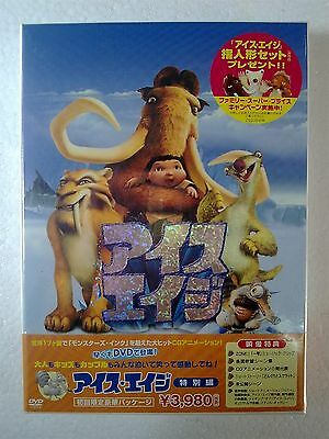 Japanese version Ice Age Special Edition [DVD]