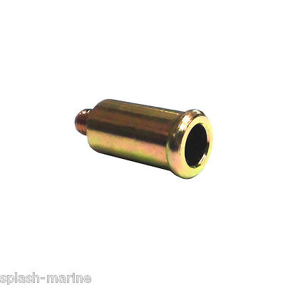 Mariner Mercury Outboard Engine Motor Brass Flush Attachment - Replaces 16841Q02