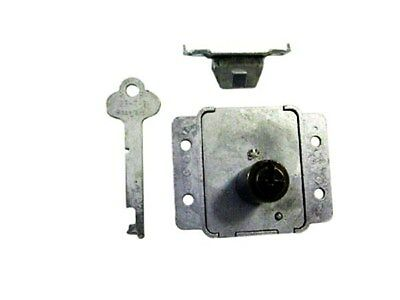 Chest Lock Surface Mount/Furniture Lock-N8414 04G KA