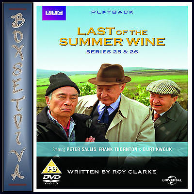 watch last of the summer wine christmas specials 19781982