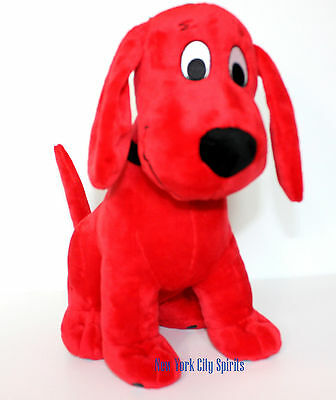 Clifford the Big Red Dog Plush 14""