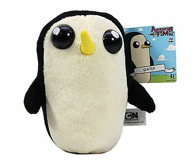Plush - Adventure Time - Deluxe Plush Fan Favorite - Gunter Doll 14304